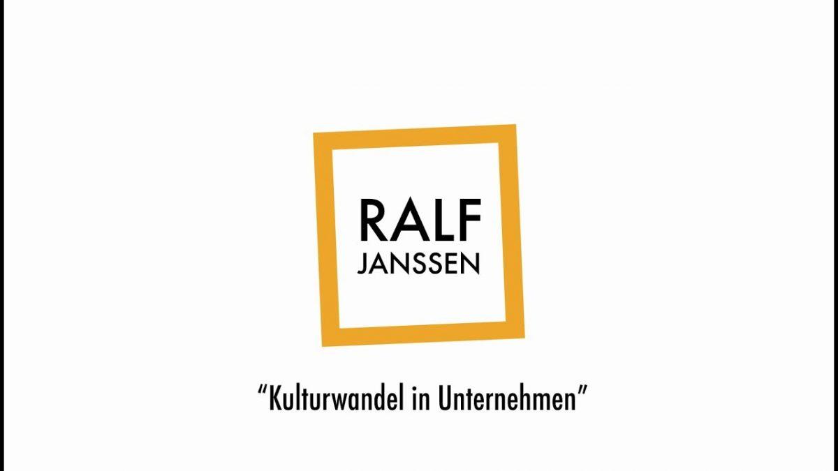 LEAN DUS mit Ralf Janssen: Kulturwandel in Unternehmen