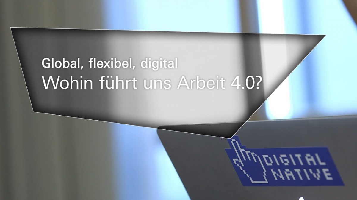 momentum – Global, flexibel, digital: Wohin führt uns Arbeit 4.0?